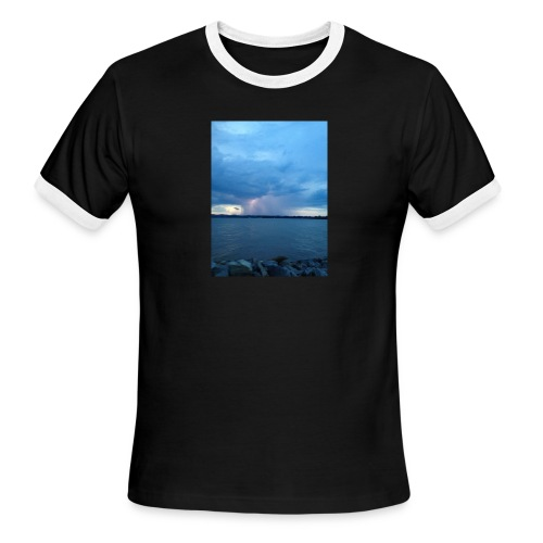 Storm Fall - Men's Ringer T-Shirt