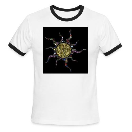 awake - Men's Ringer T-Shirt