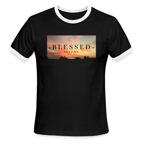 Blessed - Men's Ringer T-Shirt