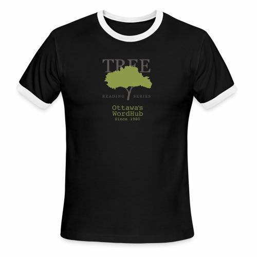 Tree Reading Swag - Men's Ringer T-Shirt