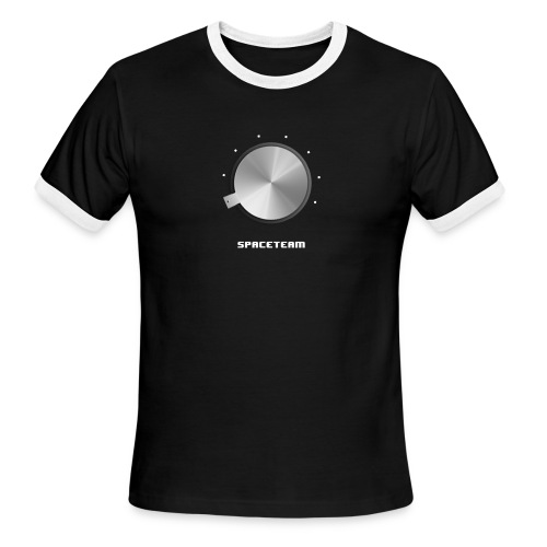 Spaceteam Dial - Men's Ringer T-Shirt