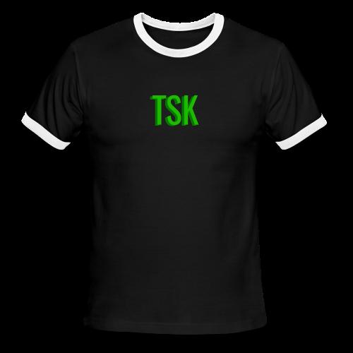 Meget simpel TSK trøje - Men's Ringer T-Shirt