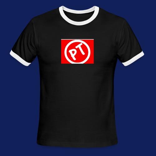 Enblem - Men's Ringer T-Shirt