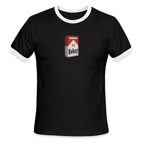 M4RLBORO Hobag Pack - Men's Ringer T-Shirt
