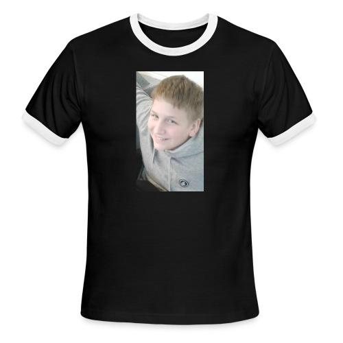 EvanTVSignatureMerch - Men's Ringer T-Shirt