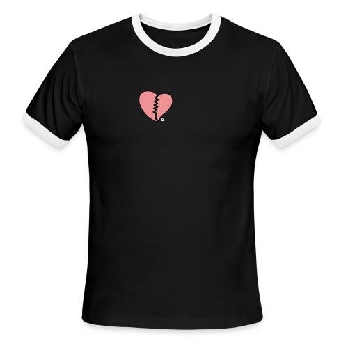 Heartbreak - Men's Ringer T-Shirt