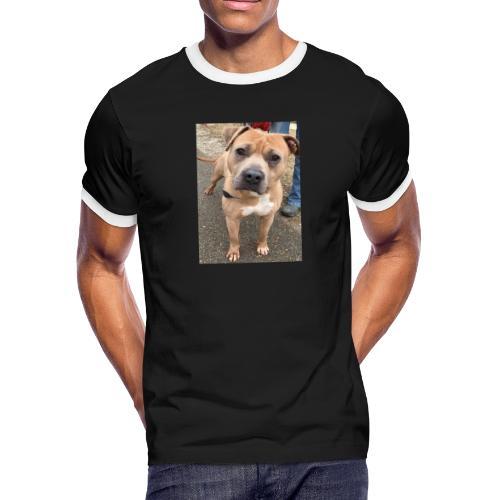 Brute Pup - Men's Ringer T-Shirt