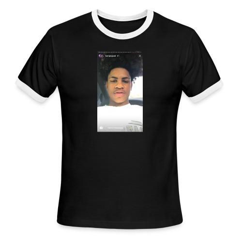 F4590FC6 2BCE 49C0 B208 388675CD285D - Men's Ringer T-Shirt