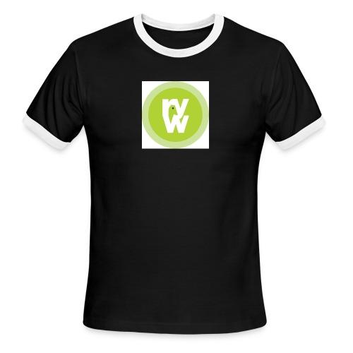 Recover Your Warrior Merch! Walk the talk! - Men's Ringer T-Shirt