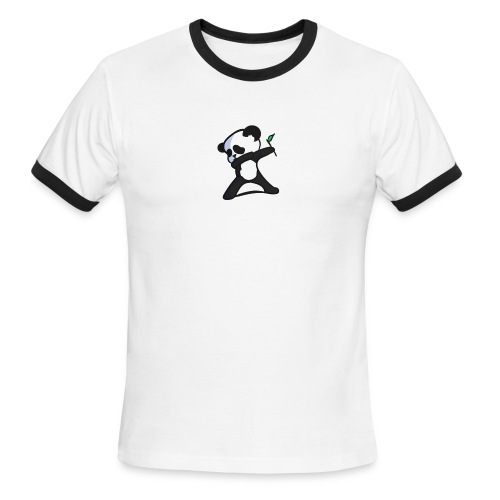 Panda DaB - Men's Ringer T-Shirt