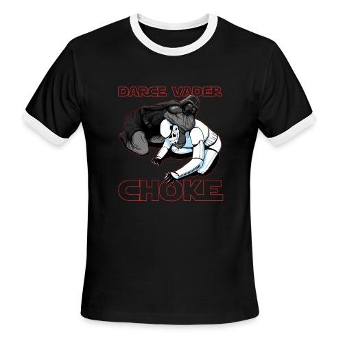 Darce Vader - Men's Ringer T-Shirt