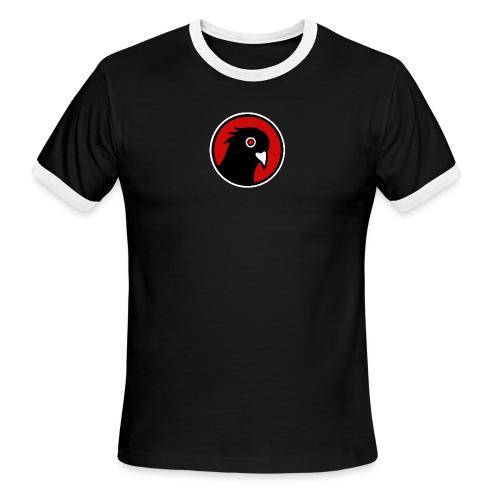 BPS ROUND - Men's Ringer T-Shirt