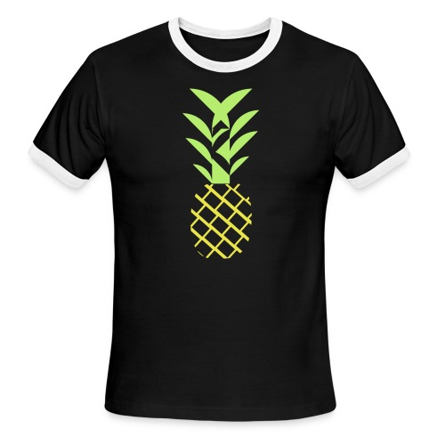 Pineapple flavor - Men's Ringer T-Shirt