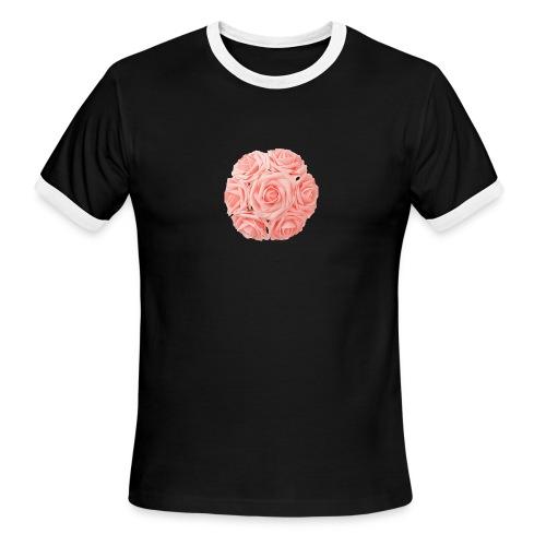 Royal Rose - Men's Ringer T-Shirt