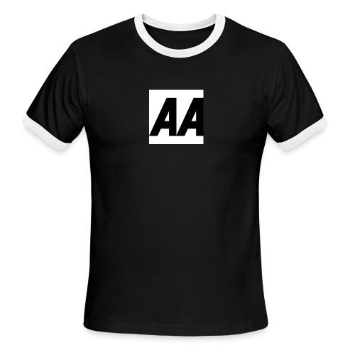 A.A - Men's Ringer T-Shirt