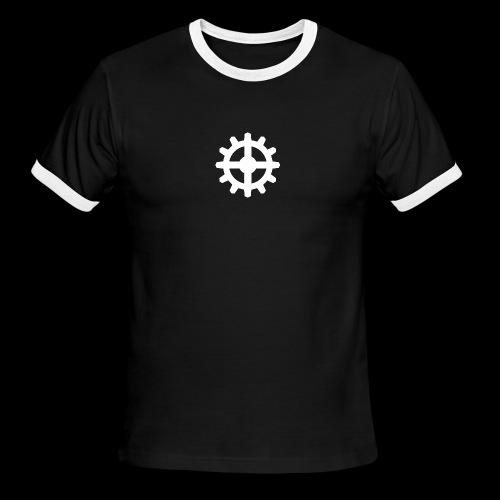SEAL OF THE MACHINE - Men's Ringer T-Shirt