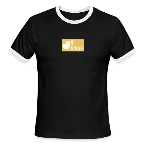J & O Vlogs - Men's Ringer T-Shirt