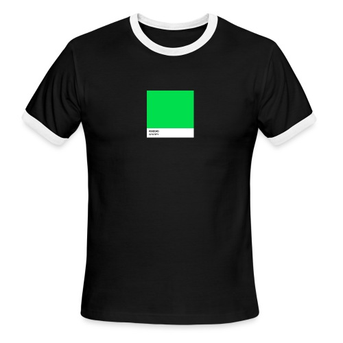 spotify - Men's Ringer T-Shirt