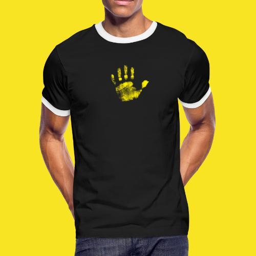 YLLW x SUSPECT - Men's Ringer T-Shirt