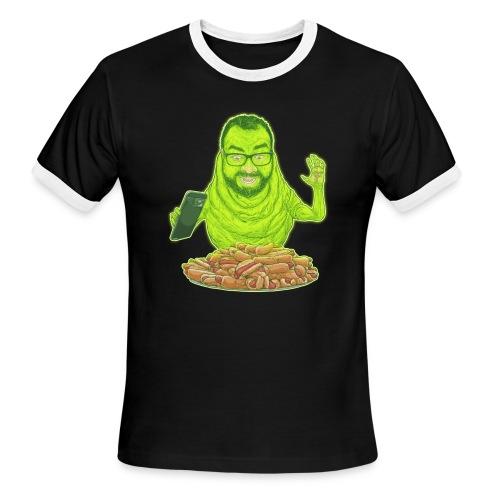 Slimer Jorge - Men's Ringer T-Shirt