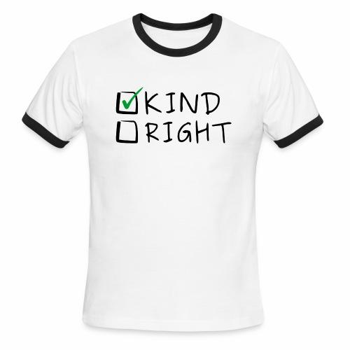 Choose Kind Anti-Bullying - Men's Ringer T-Shirt