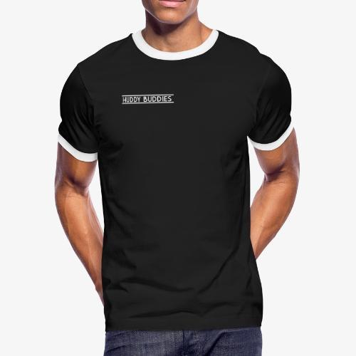 Huddy Buddies Design - Men's Ringer T-Shirt