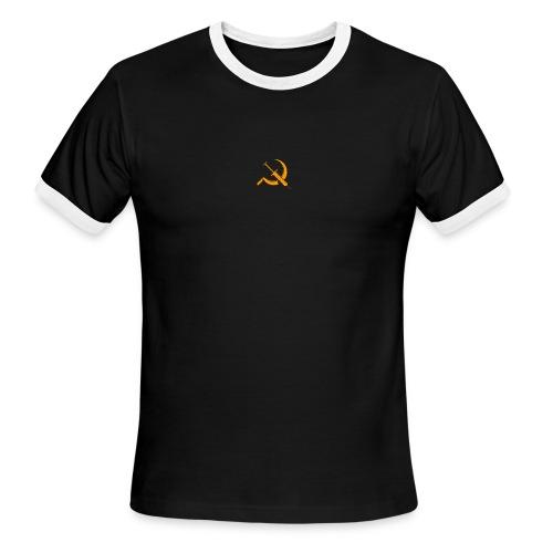 USSR logo - Men's Ringer T-Shirt