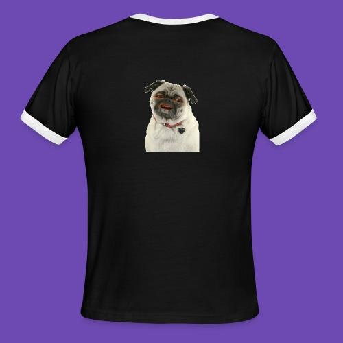 Good times goodbye good boy. - Men's Ringer T-Shirt