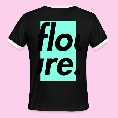 FLOURE CUT 2 PIECES - Men's Ringer T-Shirt