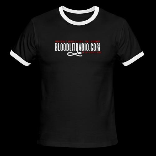 Shirt 1 DARK png - Men's Ringer T-Shirt