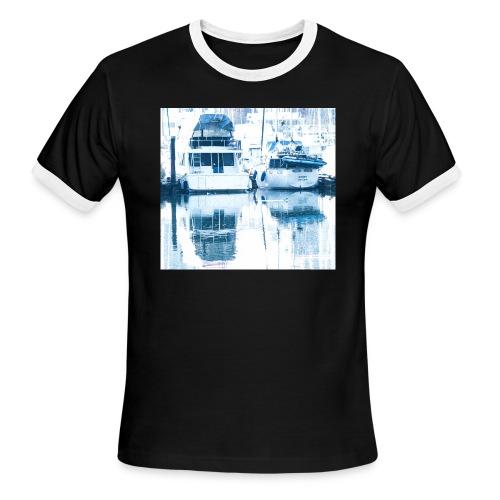 December boats - Men's Ringer T-Shirt