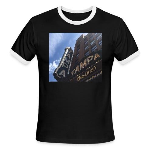 Tampa Theatrics - Men's Ringer T-Shirt