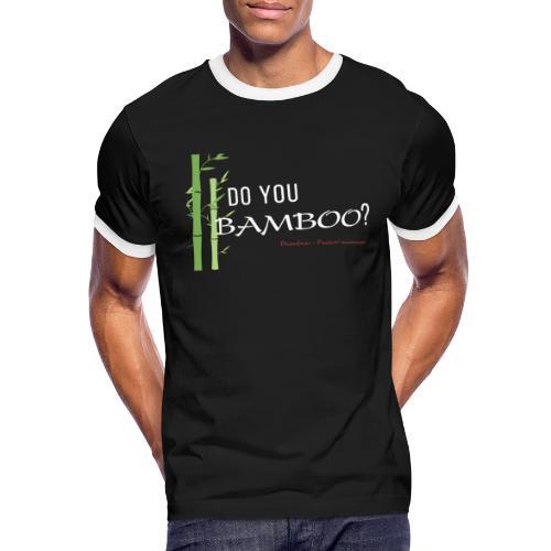 Do you Bamboo? - Men's Ringer T-Shirt