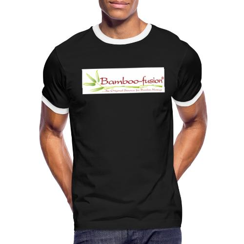 Bamboo-Fusion company - Men's Ringer T-Shirt