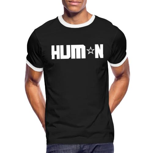 HUM*N - Men's Ringer T-Shirt