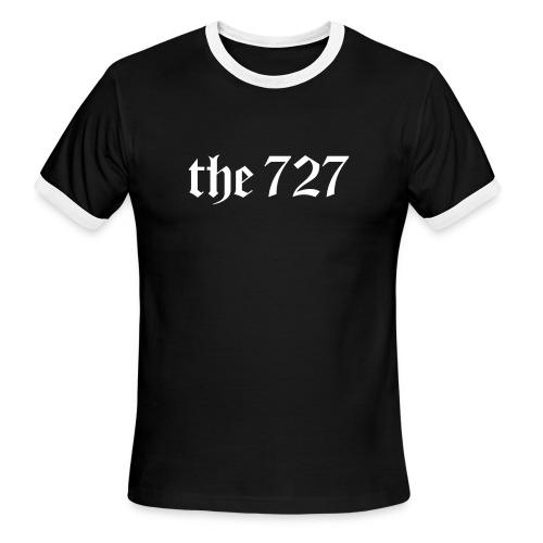 OG 727 Tee - Men's Ringer T-Shirt