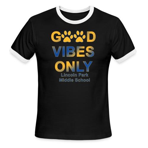 Good Vibes Only - Men's Ringer T-Shirt