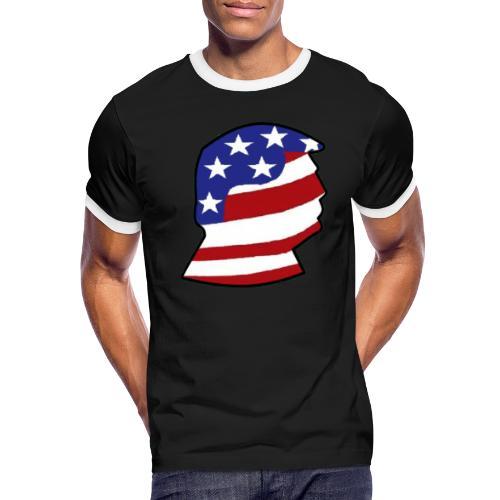 Reed Cooper News Logo - Men's Ringer T-Shirt
