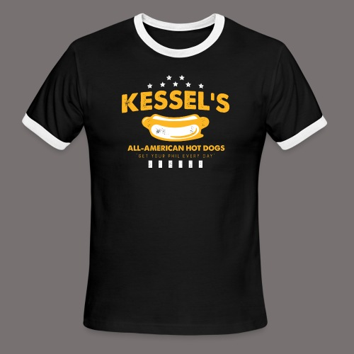 Kessel Pittsburgh - Men's Ringer T-Shirt