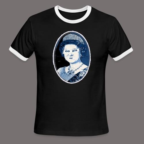 Go Queen Go - Men's Ringer T-Shirt
