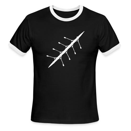 crewboat 2 - Men's Ringer T-Shirt