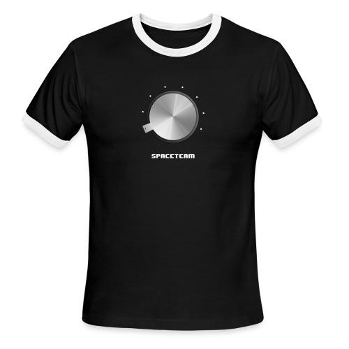 Spaceteam Dial - Men's Ringer T-Shirt