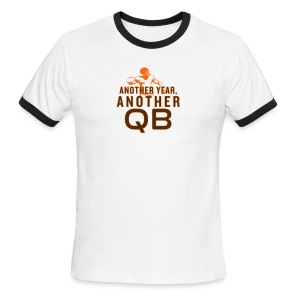 Another Year, Another QB - Men's Ringer T-Shirt