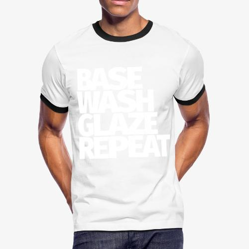 The Process - Men's Ringer T-Shirt