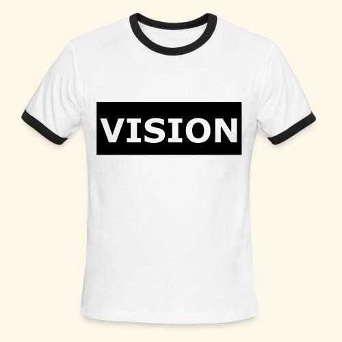VISION - Men's Ringer T-Shirt