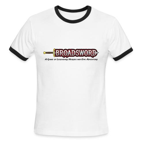Broadsword! - Men's Ringer T-Shirt