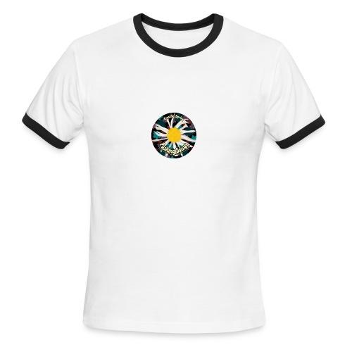 Erasing Spring - Men's Ringer T-Shirt