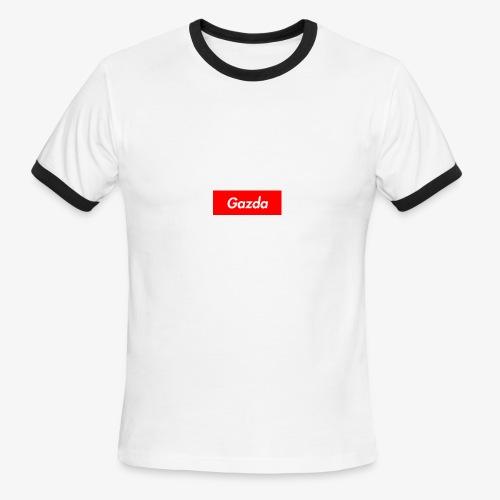 Supreme Gazda shirt. - Men's Ringer T-Shirt