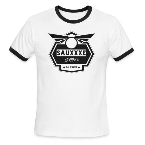 blacksauxe - Men's Ringer T-Shirt