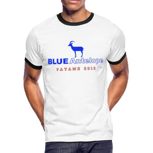 BLUE Antelope Patame 2012 - Men's Ringer T-Shirt